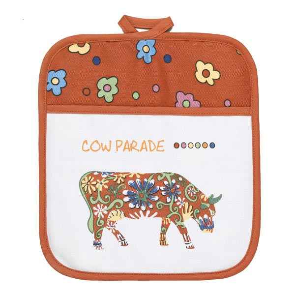 Cow Parade-Manique coton-ML