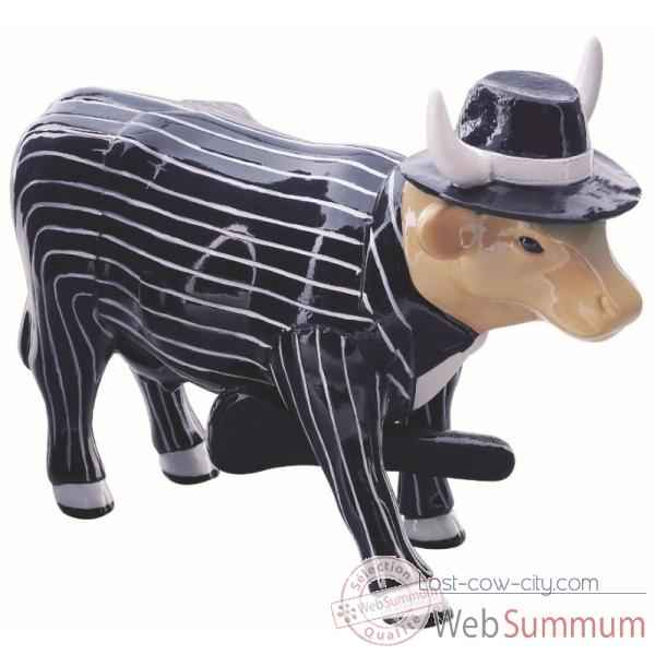Cow parade -manchester 2004, artiste james walker - al cowpone-47388
