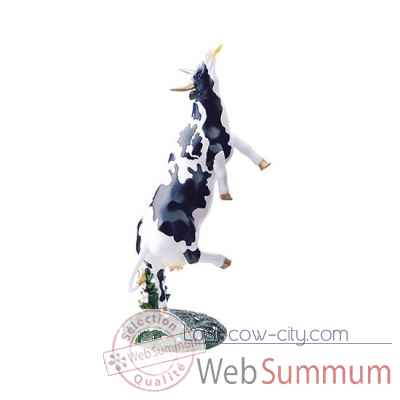 Cow parade -new york 2000, artiste randy j,gilman - daisy\'s dream-47805