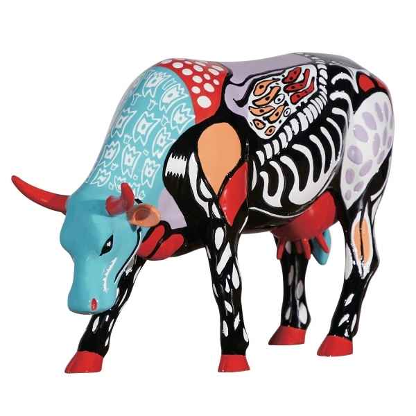 Figurine vache cowparade surreal cow gm -46790
