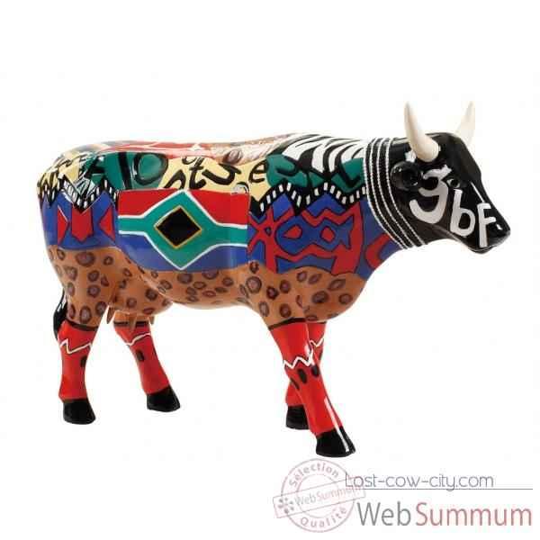 Achat de grande sur lost cow city for Vache decorative interieur