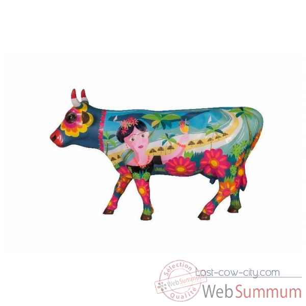Statuette vache Frida Vai a Cancun Cow Parade -GM46777