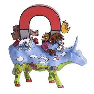 Vache cowparade animal magnetism mc47897