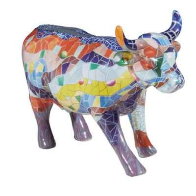 Vache barcelona cow medium cows ceramique CowParade -47471