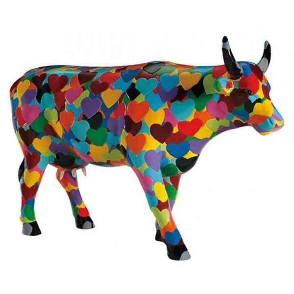Vache gm heartstanding cow CowParade -46737