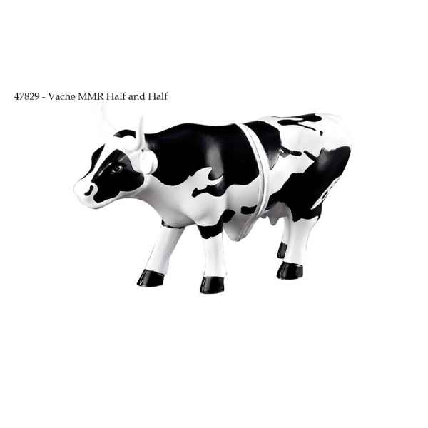 Vache half and half mmr CowParade 47829