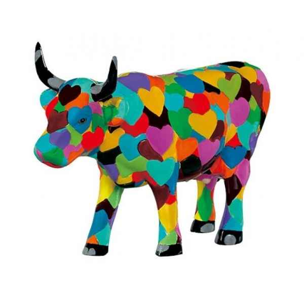 Vache heartstanding cow mm CowParade -47880