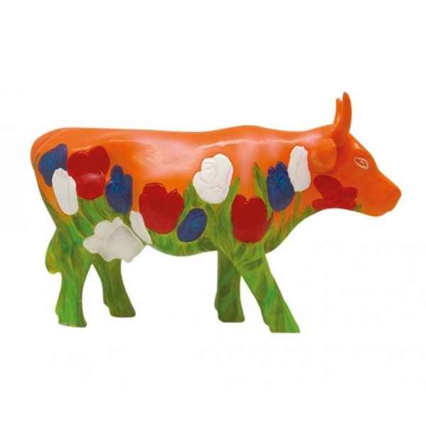 Vache holland cow orange mm CowParade -47881