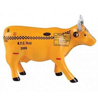 Vache cowparade taxi cow mc47440