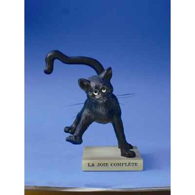 Video Figurine Chat - Le Chat Domestique - La Joie Complete - CD02