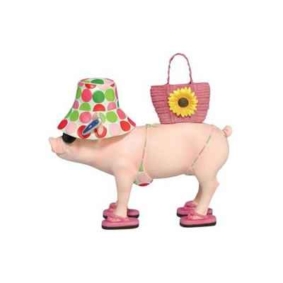 Figurine Cochon - This Little Piggy - Baked Ham - TLP16830