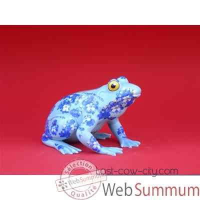 Figurine Grenouille - Fanciful Frogs - Froget me nots - 11960