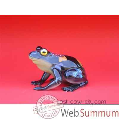 Figurine Grenouille - Fanciful Frogs - Toadstool - 6328