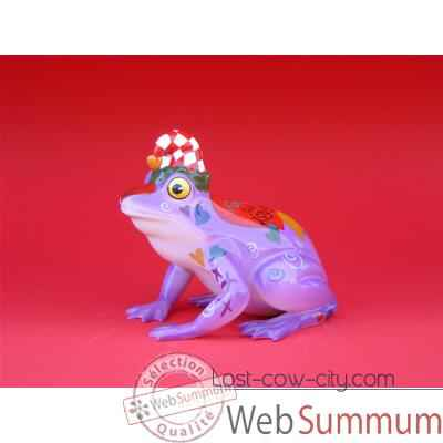 Figurine Grenouille - Fanciful Frogs - Toadfool - 6331