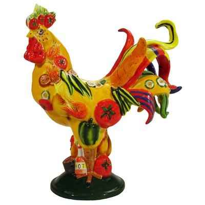 Figurine Coq Gumbo Poultry in motion -PM16722