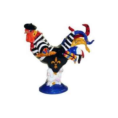 Figurine Coq Paris Poultry in motion -PM16723