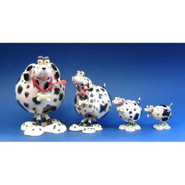 Figurine animal antics chien (petit) - rr45044
