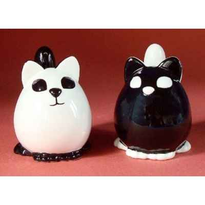 Figurine menagerie de table - chats  - spm03