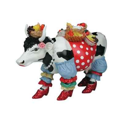 Video Cow Parade -Atlanta 2003, Artiste Jaime Valero -Tropicalcowl-47703