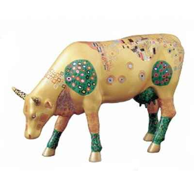 Video Cow Parade -Manchester 2004, Artiste Annabel Church Smith - Klimt Cow-47350