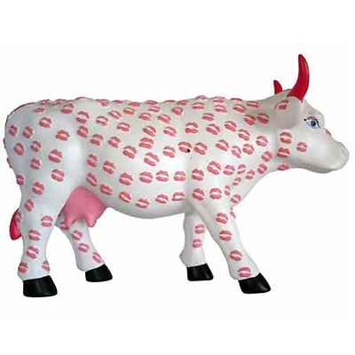 Cow Parade -New York 2000, Artiste Kris Henderson - Smoothes-47737