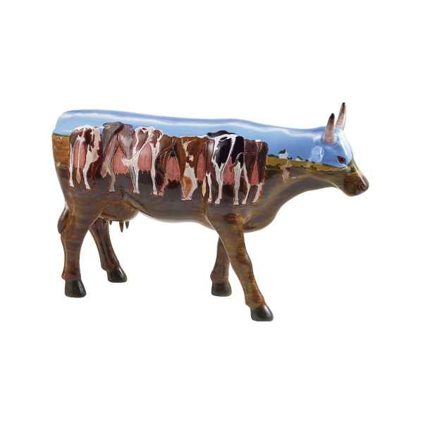 Vache Cow Parade The Tank GM46488