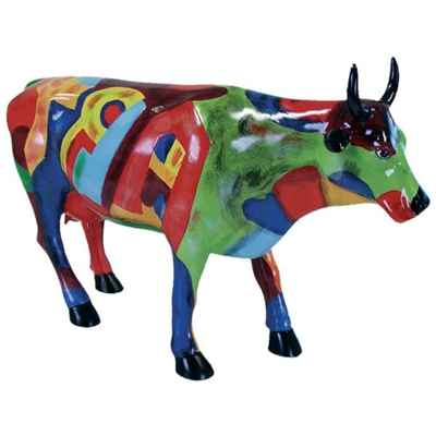 Video Cow Parade -Kansas City 2001, Artiste Cynthia S. Hudson - Art of America-26222